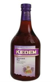 Kedem Concord Kal 1.50l - Case of 6
